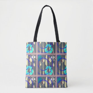 Table is Set Tote Bag