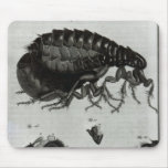 Table IV of Flies and Fleas Mouse Pad