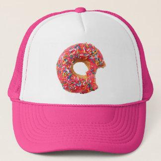 Table Kitchen Donuts Sweets Dessert Donut Trucker Hat