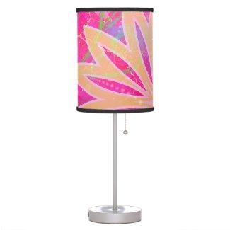 Lámpara de mesa - Abstract005
