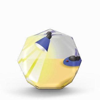 Table Lamp Acrylic Award
