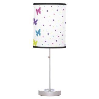 Lámpara de mesa - Mariposas