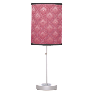 Table Lamp décoration red