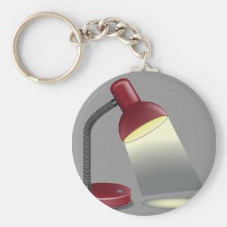 Table Lamp Keychain