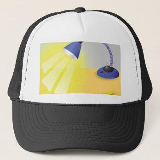 Table Lamp Trucker Hat