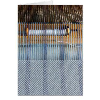 Table loom card