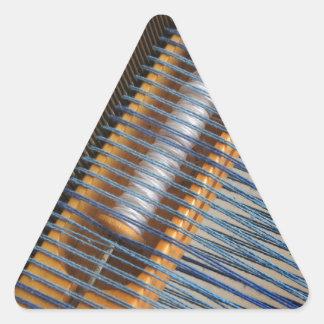 Table Loom Triangle Sticker