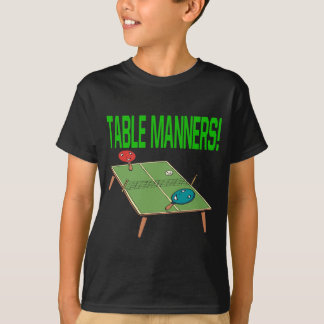Table Manners T-Shirt