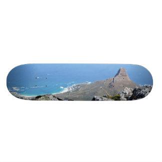 Table Mountain Abseil Custom Skate Board