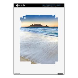 Table Mountain Across Table Bay iPad 3 Skins