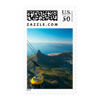 Table Mountain Cable Car, Cape Town Postage