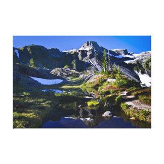 Table Mountain Canvas Prints