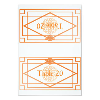 Table number,Wedding, Meeting,Great Gatsby,white Card