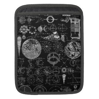 Table of Astronomy iPad Sleeves