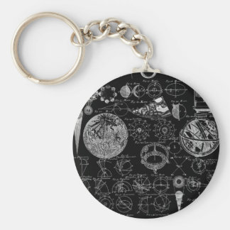 Table of Astronomy Keychain