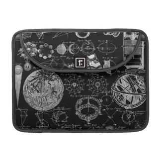 Table of Astronomy Sleeve For MacBooks