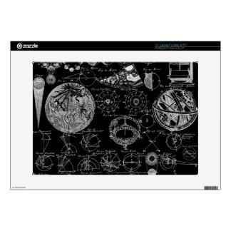 """Table of Astronomy 15"""" Laptop Decal"""