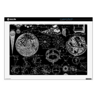 Table of Astronomy Laptop Decals