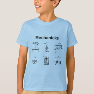 """Table of Mechanicks ~ """"Yeah, Right ~ Now I Get It"""" T-Shirt"""