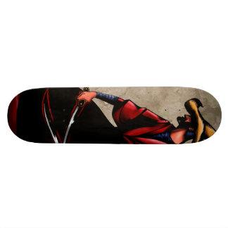 Table of skating SAMURAI POOR FARMER Skateboard