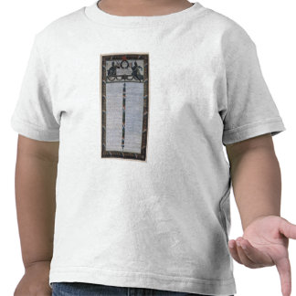 Table of the Declaration of the Rights of Man Tee Shirt