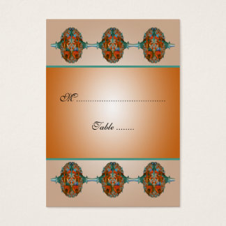 Table Placecard Grecian Business Card