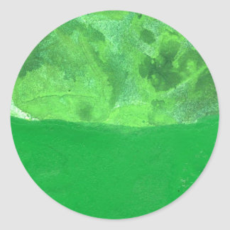 """""""Table Rock #2"""" Abstract Design Sticker"""