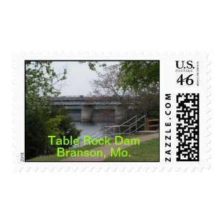 Table Rock Dam Stamps