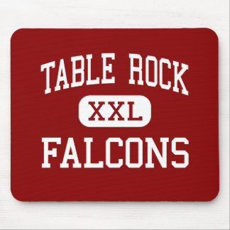 Table Rock - Falcons - Middle - Morganton Mouse Pad