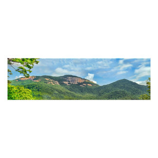 Table Rock Mountain in the Summer Art Photo