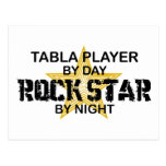 Table Rock Star by Night Postcard