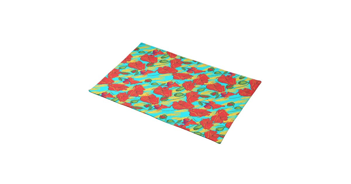 Table set poppy flowers placemat Zazzle : tablesetpoppyflowersplacemat r1ad971325d8c4a52ae0a49e0785b7c2c2cfk18byvr630 from www.zazzle.com size 1200 x 630 jpeg 81kB