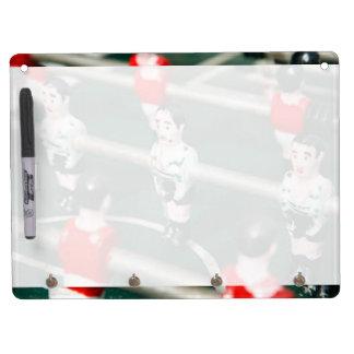 Table soccer / Football Dry Erase Whiteboards