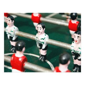 Table soccer / Football Flyer Design
