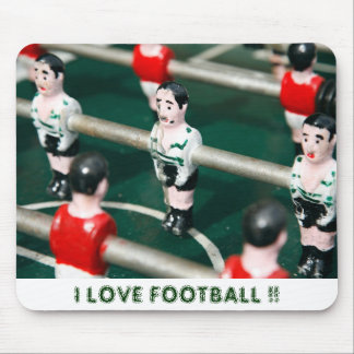 Table soccer / Football Mouse Pad