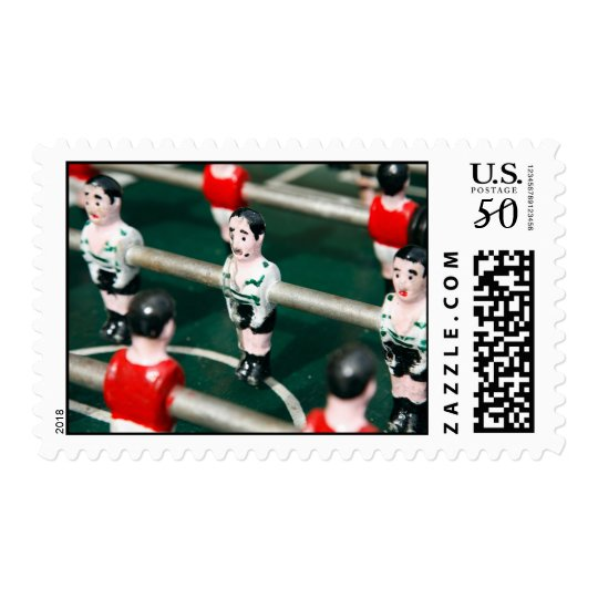 Table soccer postage