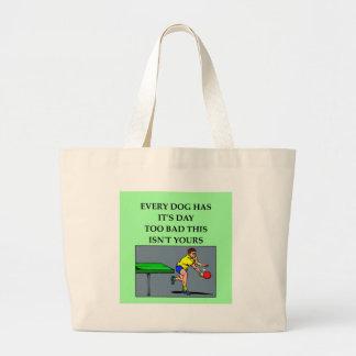 table tennis bag