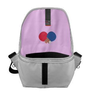 table tennis bat and ball courier bag