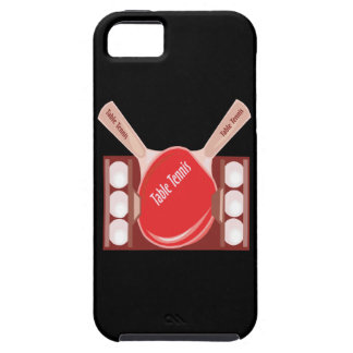 Table Tennis iPhone 5 Case
