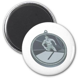Table Tennis Champion Refrigerator Magnets
