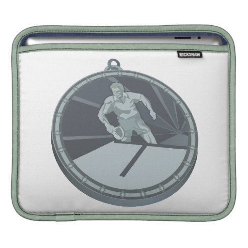 Table Tennis Champion Sleeve For iPads