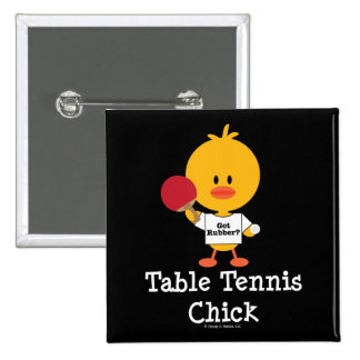 Table Tennis Chick Button