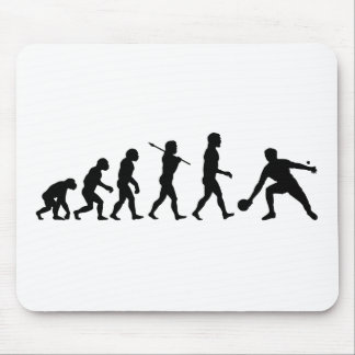 Table Tennis Evolution Fun Sports Mousepads