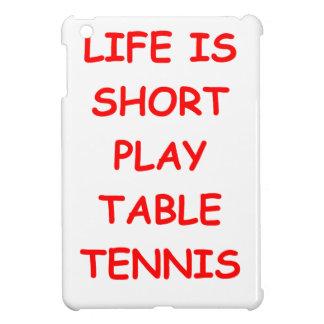 table tennis iPad mini cases