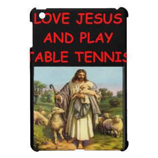 table tennis iPad mini cover