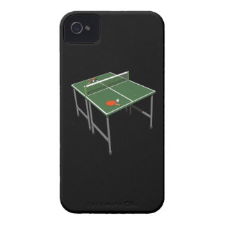 Table Tennis iPhone 4 Case