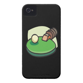 Table Tennis iPhone 4 Cover