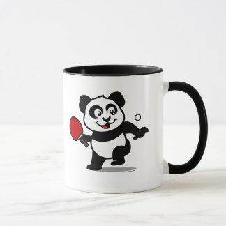 Table Tennis Panda Mug