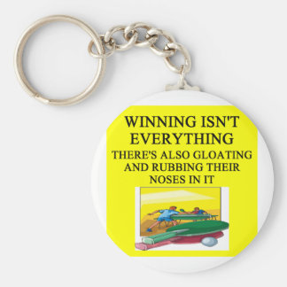table tennis ping pong basic round button keychain