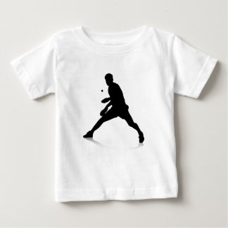 Table Tennis Player Baby T-Shirt
